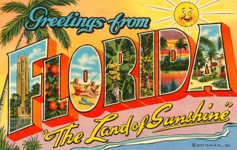 Florida greetings