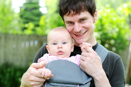 DadwithBaby